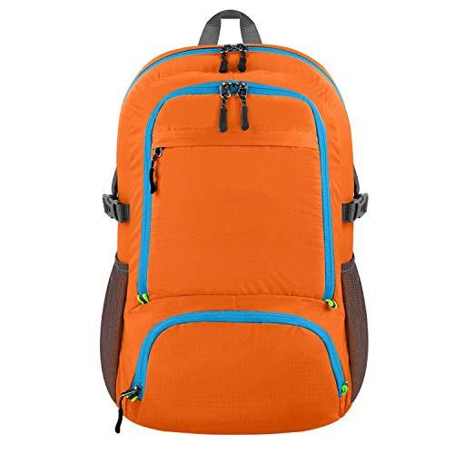 RMXMY Einfache Art und Weise Sport- und Freizeitrucksacktrend Wilder Leichter Reisetasche tragbarer Rucksack mit großer Kapazität