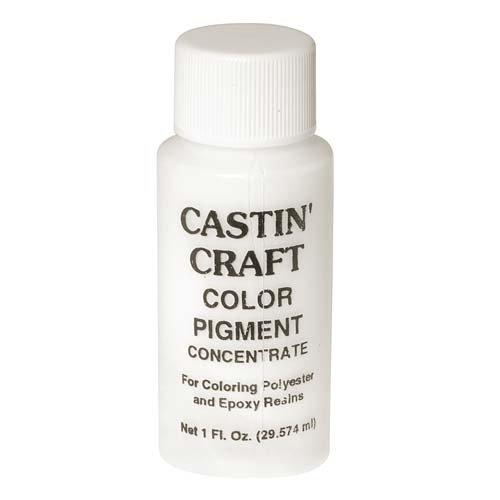 Environmental Tech Medio Ambiente tecnología 1-Ounce Lanzamiento 'Craft Pigmento de Opaco, Color Blanco