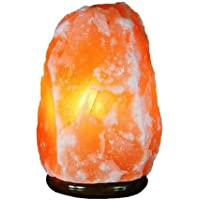 Magic salt Natural Himalayan Rock On Wooden Base, Weight 3-5kg