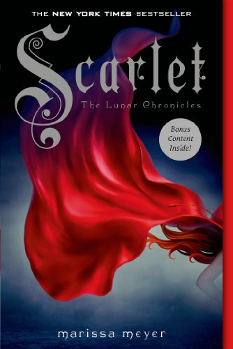 The Lunar Chronicles 02. Scarlet