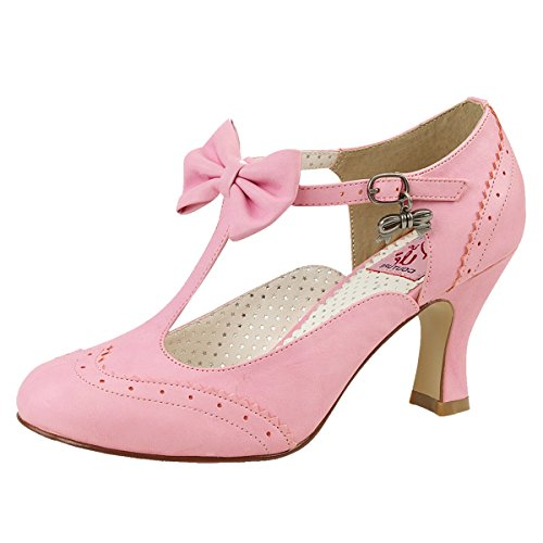 Heels Top Hi Femme Perfect Rose Qypzew8xn Slippers 4HIRz