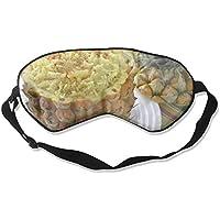 Pineapple. 99% Eyeshade Blinders Sleeping Eye Patch Eye Mask Blindfold For Travel Insomnia Meditation preisvergleich bei billige-tabletten.eu