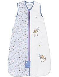 Grobag Baby Sleeping Bag 1.0 Tog - LITTLE CHAMPS (6-18 Months)