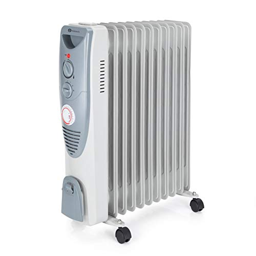 PureMate 2500W Oil Filled Radiat...