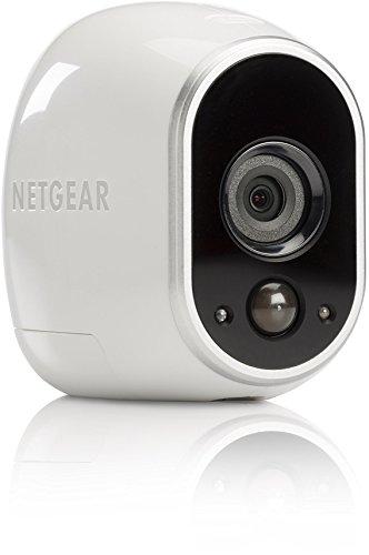 Netgear Arlo VMS3130-100EUS Smart Home 1 HD-Überwachung Kamera-Sicherheitssystem (100% kabellos - 3