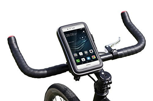 Navitech Cycle / Bike / Bicycle & Motorbike Waterproof holder Mount & Case For TheHUAWEI Nexus 6P (Mount Nexus)