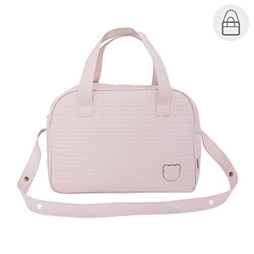 Cambrass 41350 Wickeltasche Prome Gofre, rosa