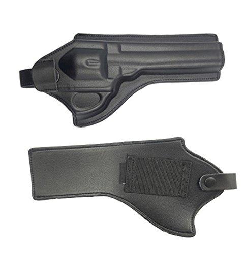 QINAIDI Revolver PU Holster Abzieher 05 Holster Universal Revolver Holster