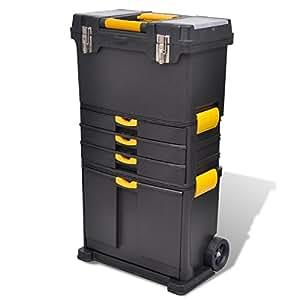 Trolley à outils / Servante / Valise de rangement