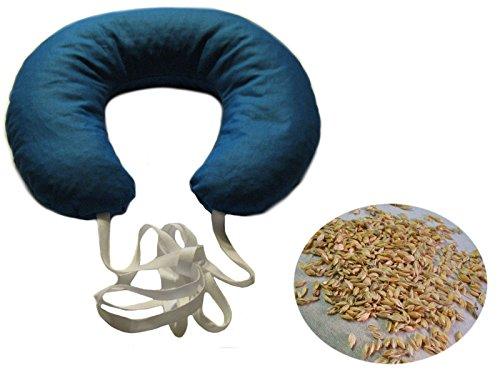 CORNETTO -Blu- Cuscino Cervicale per Collo con
