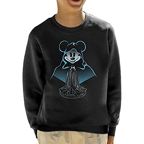 Yes My Mouster Mickey Mouse Emperor Star Wars Kid's Sweatshirt