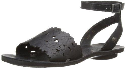 Neosens - DAPHNI, Sandali alla caviglia donna, color Nero (BLACK), talla 41