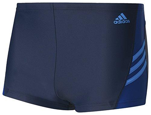 Herren Badeanzug Badehose (adidas I INS BX Badeanzug für Herren, Blau (Collegiate Navy/Shock Blue), 4)