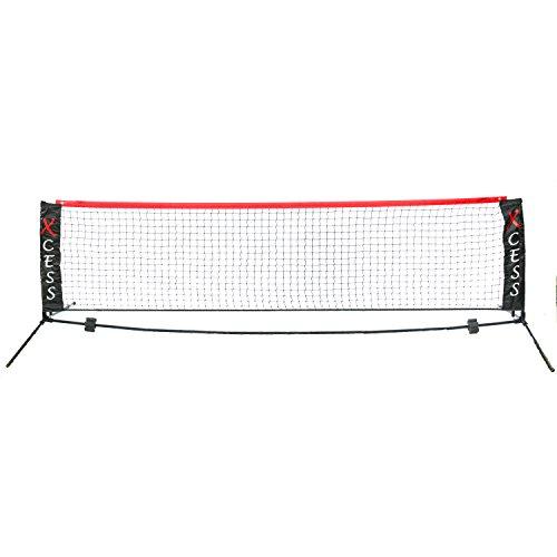 Xcess Garden Mini Tennis & Badminton Net System (4m) – Brilliant Fun! Test
