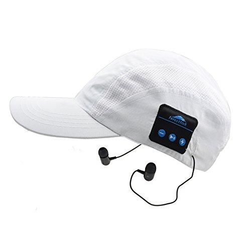 DCCN Sport tappo base ball berretto cappello da Golf rubrica, ascoltare la musica stereo Bluetooth-Cuffie con morbida cuffie camouflage e vivavoce senza fili, cuffie Bluetooth, musica di tappo, per smartphone, i tablet, PC portatili