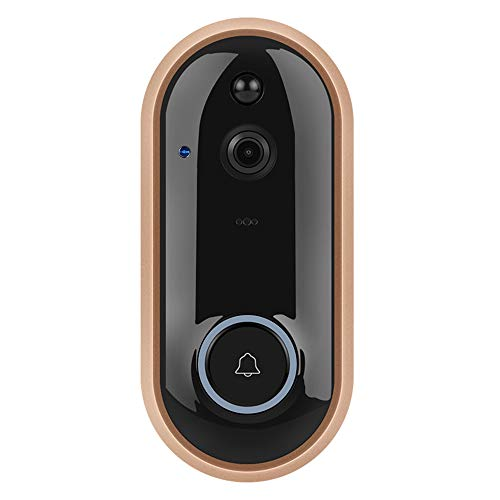 Video Türklingel Ring Doorbell Kamera Wifi Video Tür Bell Wireless Intercom Doorbell 1080p Tür Ring Security Visual Call Audio -