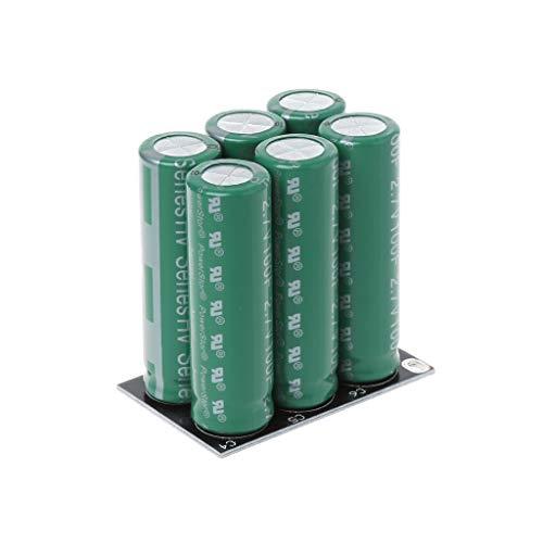 Jenor 16 V 20 F Ultrakondensator Motorbatterie Starthilfe Auto Super Kondensator, 2, 1 Low-voltage-audio