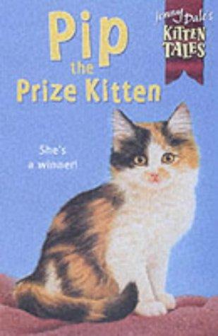 Pip the prize kitten