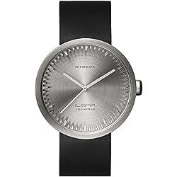Leff Amsterdam Women's Watch Analogue Quartz Leather Black LT72001