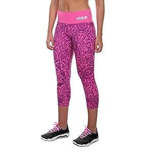 Venum Fusion Legging Femme Rose FR : XS (Taille Fabricant : XS)