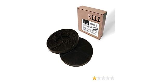 per tutti i 14 modelli Filtro a carbone attivo KKT KOLBE K111