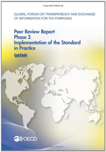 Global Forum on Transparency and Exchange of Information for Tax Purposes Peer Reviews: Qatar 2013