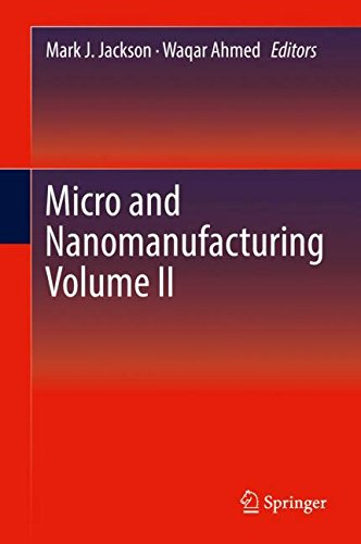 Micro and Nanomanufacturing Volume II Elektronik In Bulk