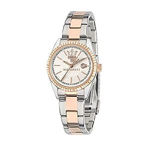 Reloj para Mujer, Colección Competizione, Movimiento de Cuarzo, Solo Tiempo