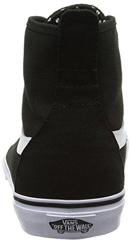 Vans Dazie-hi, Sneakers Hautes femme Noir (Dots/Black)