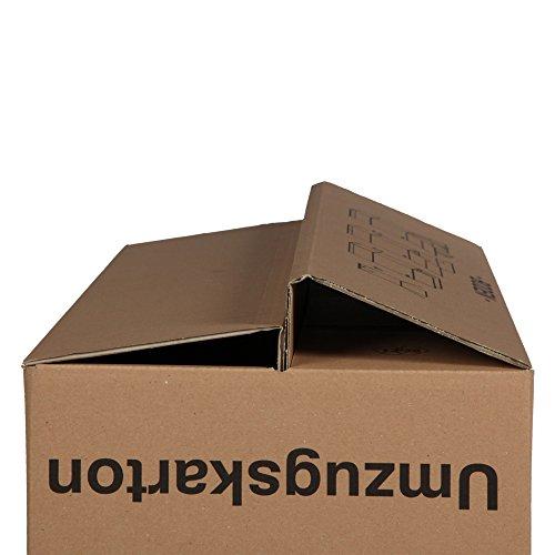 Umzugskartons 30 Stück Profi STABIL 2-wellig von BB-Verpackungen - 3