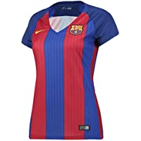 2016-2017 Barcelona Home Nike Ladies Shirt