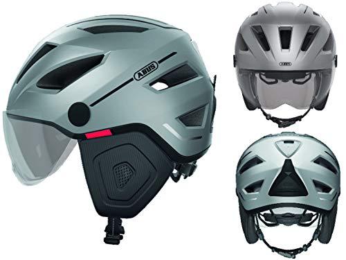 Abus Pedelec 2.0 ACE Helmet Silver Edition Kopfumfang L | 56-62cm 2019 Fahrradhelm