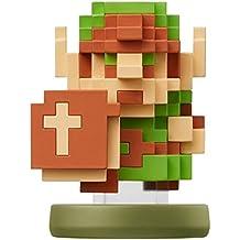 Nintendo - Figura amiibo Link 8-Bits, Colección Zelda