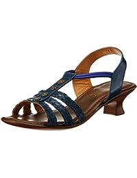 Catwalk Women's Leather Fashion Sandals