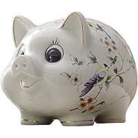 Preisvergleich für Bing Dekoration Keramik Schwein Glück Feng Shui Schwein Sparschwein