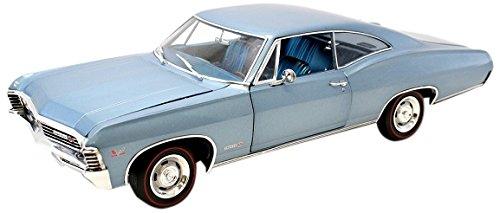 auto-world-amm999-vehicule-miniature-modele-a-lechelle-chevrolet-impala-ss-427-1967-echelle-1-18