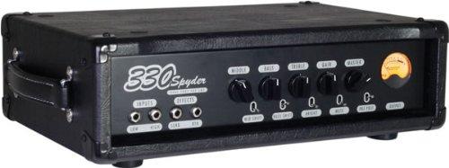 Ashdown Dual Röhren 330 Bass Verstärker Topteil