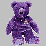 1 X TY Beanie Buddy - CLUBBY 4 the Bear [Toy] by Beanie Buddies