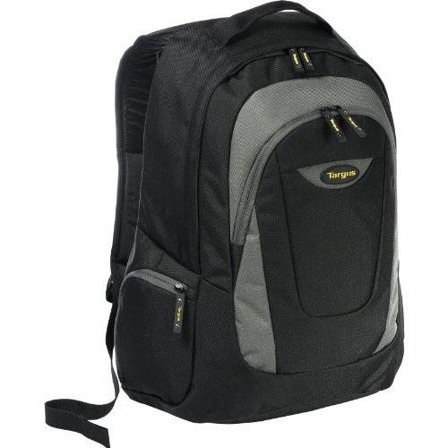 Targus TSB193US-70 Trek Backpack For 16-inch Laptop (Black)