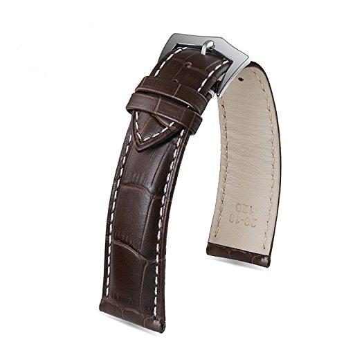 superb-italian-leather-22mm-watch-strap-dark-brown-white-contrasting-stitching-top-layer-calfskin-pi