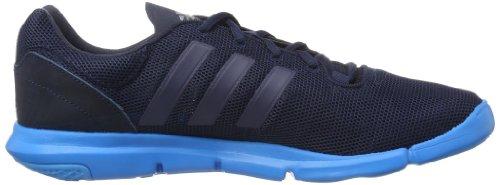adidas Adipure 360 Mesh Celebration, Chaussures Multisport Indoor homme Bleu - Blau (Collegiate Navy/Collegiate Navy/Solar Blue2 S14)