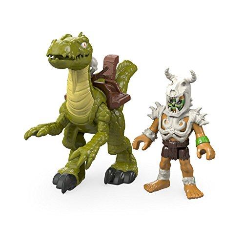 Fisher-Price Imaginext Velociraptor (Imaginext Price Dinosaurier Fisher)