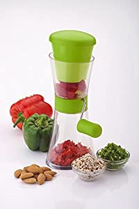 Sevia Nestwell ABS Chilly Cutter for Kitchen Essential (Multi Color)