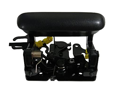 Chevy Avalanche 1500 2500 02 - 06 Black Tail Gate