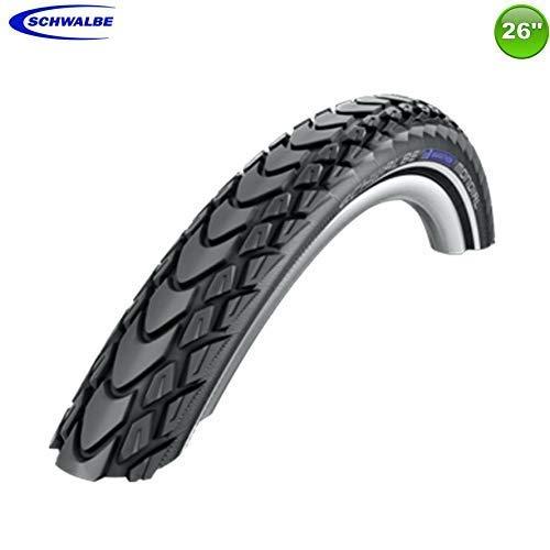1 x Schwalbe Marathon Mondial Fahrrad Reifen Reflex 50-559