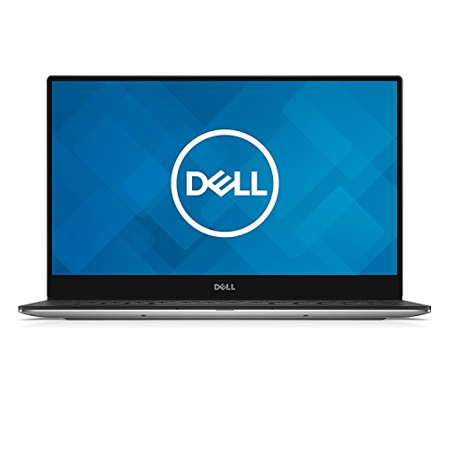 Newest Dell XPS 13 9360 Ultrabook 13.3 FHD LED-backlit Touch Screen, Intel i5-7200U, 8GB DDR3 RAM, 128GB SSD, Windows 10 Home, US Keyboard
