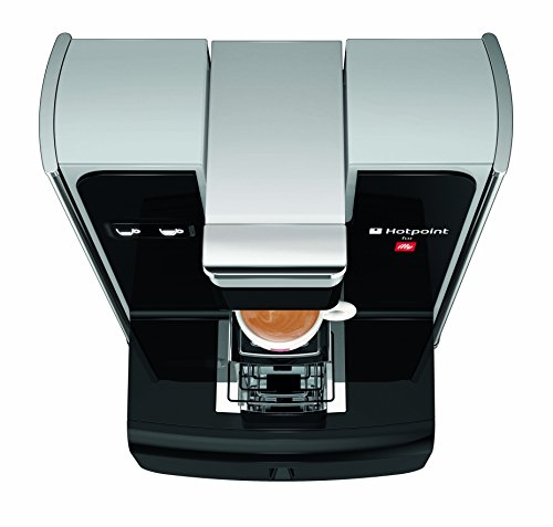 HOTPOINT UP Espresso Coffee Machine, 1250 W, 19 Bar, Creme