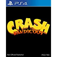 Crash Bandicoot Remastered Video Game for PS4