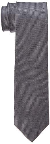 Bugatti 6002-90000 Cravate, Gris...