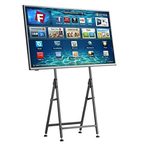 Forest® AV-Bodenständer, für Innen- und Außenbereich, für Digitale Beschilderungen Digital-signage-stand